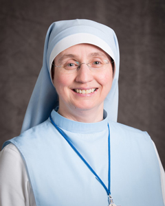 Sister Mary Joseph May, MA, LCMHC, MLADC