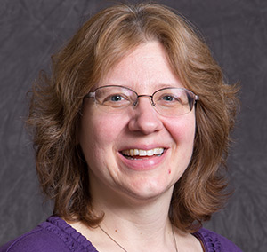 Brenda Buttrick, St. Francis Admin