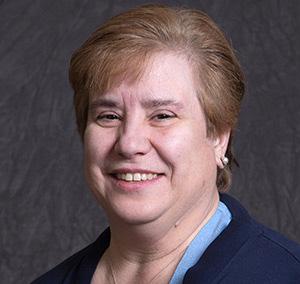 administrator marlene makowski, winner of the eli pick award