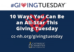 10 Ways You Can Be an All-Star This Giving Tuesday